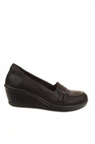 Női cipők Skechers, Méret 41, Szín Fekete, Eco bőr, Ár 10080 Ft