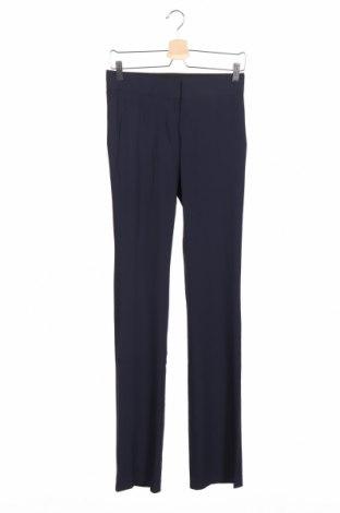 Дамски панталон Adele Fado, Размер S, Цвят Син, 65% вискоза, 28% вълна, 7% еластан, Цена 49,40лв.