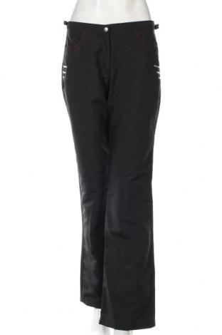 Γυναικείο παντελόνι Adidas, Μέγεθος M, Χρώμα Μαύρο, Πολυεστέρας, Τιμή 22,91€