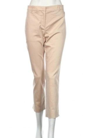 Дамски панталон Ann Taylor, Размер M, Цвят Бежов, 73% памук, 24% полиестер, 3% еластан, Цена 67,83лв.