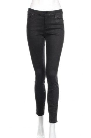 Γυναικείο παντελόνι Armani Exchange, Μέγεθος L, Χρώμα Μαύρο, 67% βαμβάκι, 28% πολυεστέρας, 3% βισκόζη, 2% ελαστάνη, Τιμή 41,89€