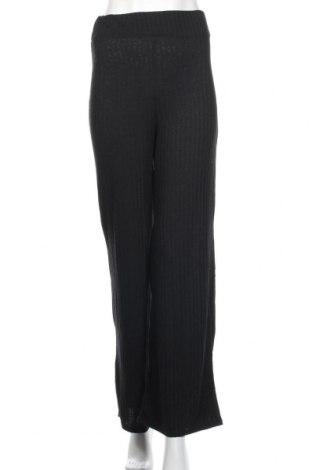 Дамски панталон Boohoo, Размер M, Цвят Черен, 95% полиестер, 5% еластан, Цена 35,77лв.