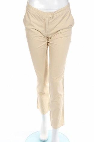 Дамски панталон Joop!, Размер XS, Цвят Бежов, Памук, Цена 11,93лв.