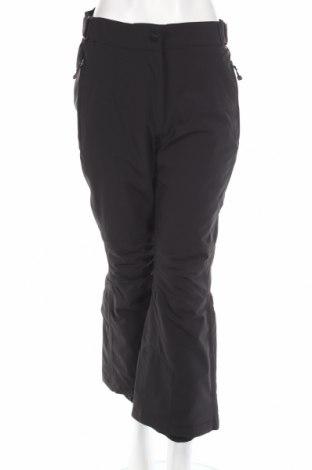 Дамски панталон за зимни спортове Maier Sports, Размер L, Цвят Черен, 90% полиестер, 10% еластан, Цена 29,90лв.