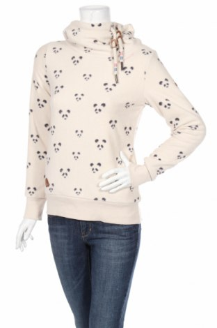 Sweatshirt polar de damă Ragwear, Mărime S, Culoare Bej, Preț 82,90 Lei