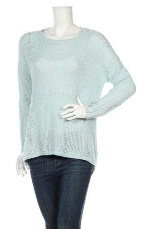 Дамски пуловер Ariston, Размер S, Цвят Син, 100% полиакрил, Цена 7,09лв.