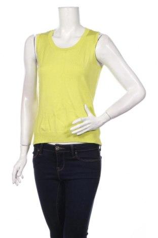 Γυναικείο πουλόβερ August Silk, Μέγεθος M, Χρώμα Πράσινο, 38% βισκόζη, 33% μετάξι, 29% πολυαμίδη, Τιμή 37,39€