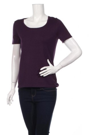Γυναικείο πουλόβερ Jones New York, Μέγεθος S, Χρώμα Βιολετί, 49% μετάξι, 27% πολυαμίδη, 24% βισκόζη, Τιμή 43,43€