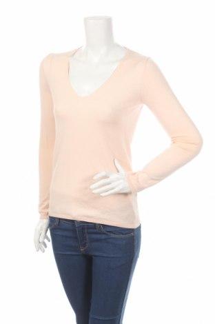 Γυναικείο πουλόβερ Massimo Dutti, Μέγεθος S, Χρώμα Ρόζ , 55% βαμβάκι, 45% μετάξι, Τιμή 24,12€