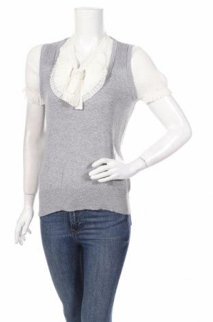 Γυναικείο πουλόβερ Next, Μέγεθος M, Χρώμα Γκρί, Βισκόζη, πολυαμίδη, πολυεστέρας, Τιμή 14,74€