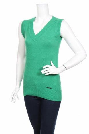 Γυναικείο πουλόβερ Pietro Filipi, Μέγεθος L, Χρώμα Πράσινο, 40% βισκόζη, 40% πολυαμίδη, 20% βαμβάκι, Τιμή 17,63€