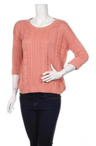 Dámský svetr Reserved, Rozměr M, Barva Růžová, Akryl , Cena  499,00Kč