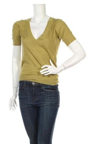 Γυναικείο πουλόβερ Talbots, Μέγεθος M, Χρώμα Πράσινο, 75% μετάξι, 25% λινό, Τιμή 25,32€
