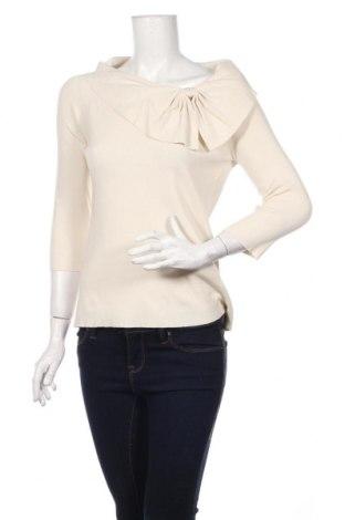 Γυναικείο πουλόβερ Winter Silks, Μέγεθος S, Χρώμα Εκρού, 50% μετάξι, 25% πολυαμίδη, 25% βισκόζη, Τιμή 28,94€