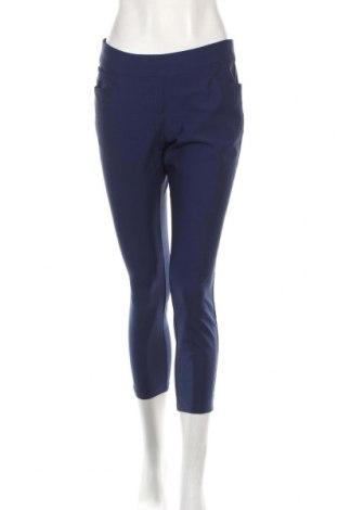 Γυναικείο αθλητικό παντελόνι Adidas, Μέγεθος S, Χρώμα Μπλέ, 90% πολυεστέρας, 10% ελαστάνη, Τιμή 33,09€