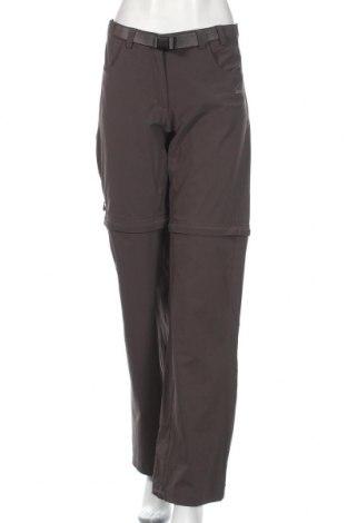 Γυναικείο αθλητικό παντελόνι Adidas, Μέγεθος L, Χρώμα Πράσινο, 85% πολυαμίδη, 15% ελαστάνη, Τιμή 29,28€