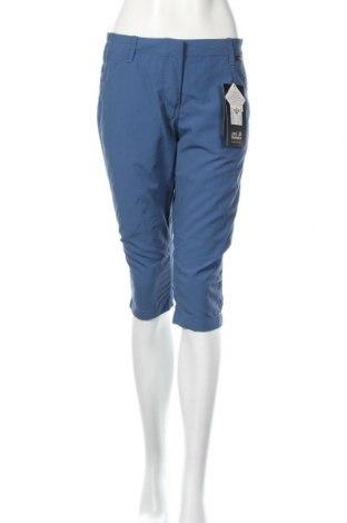 Дамски спортен панталон Jack Wolfskin, Размер S, Цвят Син, Полиамид, Цена 104,25лв.