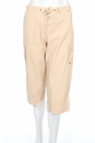 Дамски спортен панталон Jones New York, Размер S, Цвят Бежов, Памук, Цена 9,57лв.