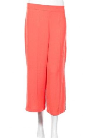Дамски спортен панталон Zara, Размер L, Цвят Оранжев, Цена 11,76лв.