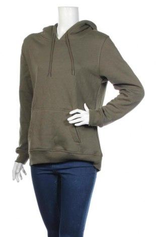 Dámska mikina , Veľkosť XL, Farba Zelená, 65% bavlna, 35% polyester, Cena  19,30€