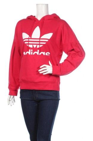 Dámska mikina  Adidas Originals, Veľkosť XS, Farba Ružová, 70% bavlna, 30% polyester, Cena  35,26€