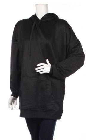 Dámska mikina  Boohoo, Veľkosť M, Farba Čierna, Polyester, Cena  14,47€