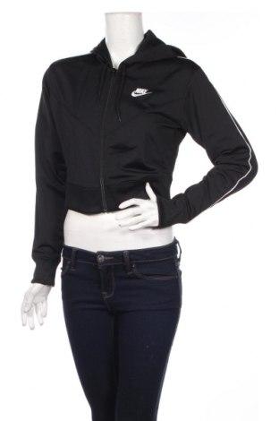 Dámska mikina  Nike, Veľkosť S, Farba Čierna, Polyester, Cena  51,03€