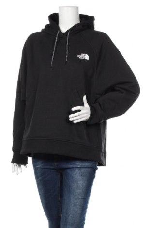 Dámska mikina  The North Face, Veľkosť XL, Farba Čierna, 50% bavlna, 50% polyester, Cena  38,64€