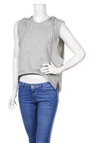 Dámska mikina  Urban Classics, Veľkosť XL, Farba Sivá, 70% bavlna, 20% polyester, 10% viskóza, Cena  11,87€