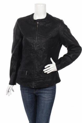 Dámská kožená bunda  Millers, Rozměr L, Barva Černá, Eko kůže, Cena  563,00Kč