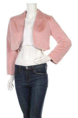 Γυναικείο παλτό, Μέγεθος M, Χρώμα Ρόζ , Πολυεστέρας, Τιμή 19,02€