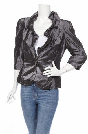 Дамско сако Anthea Crawford, Размер M, Цвят Сив, Полиестер, Цена 65,63лв.