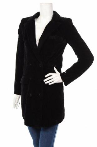Дамско сако Boohoo, Размер M, Цвят Черен, 97% полиестер, 3% еластан, Цена 49,68лв.