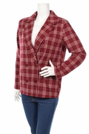 Дамско сако Daisy Street, Размер M, Цвят Червен, 70% полиестер, 30% вълна, Цена 49,68лв.