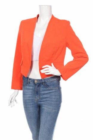 Dámske sako  Temt, Veľkosť M, Farba Oranžová, 80% polyester, 16% bavlna, 4% elastan, Cena  12,22€