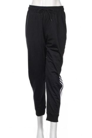 Γυναικείο αθλητικό παντελόνι Adidas, Μέγεθος XXL, Χρώμα Μαύρο, 100% πολυεστέρας, Τιμή 30,43€