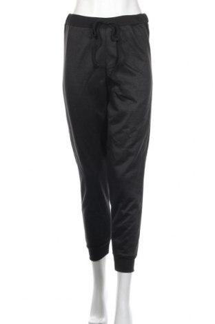 Дамско спортно долнище Boohoo, Размер M, Цвят Черен, Полиестер, Цена 30,24лв.