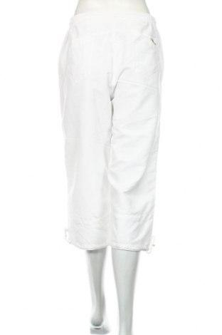 Дамско спортно долнище Masita, Размер M, Цвят Бял, Полиестер, Цена 3,08лв.