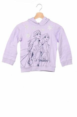 Detská blúzka  Disney, Veľkosť 7-8y/ 128-134 cm, Farba Fialová, Bavlna, Cena  13,36€