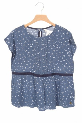 Детска блуза Esprit, Размер 13-14y/ 164-168 см, Цвят Син, Вискоза, Цена 34,50лв.