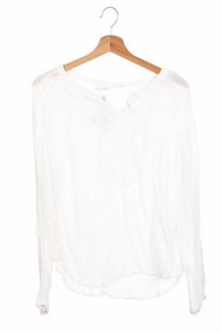 Детска блуза H&M L.o.g.g, Размер 15-18y/ 170-176 см, Цвят Бял, 100% вискоза, Цена 6,76лв.