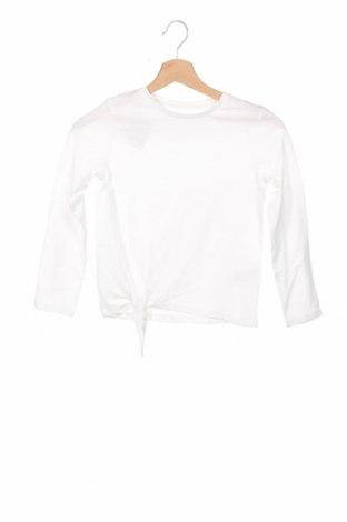 Детска блуза V by Very, Размер 7-8y/ 128-134 см, Цвят Бял, Памук, Цена 25,50лв.