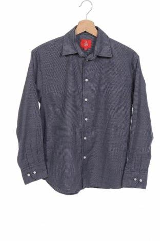 Dziecięca koszula Fred Bracks, Rozmiar 14-15y/ 168-170 cm, Kolor Niebieski, 60% bawełna, 40% poliester, Cena 49,98zł