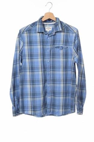 Dziecięca koszula Lee Cooper, Rozmiar 15-18y/ 170-176 cm, Kolor Niebieski, Bawełna, Cena 49,98zł