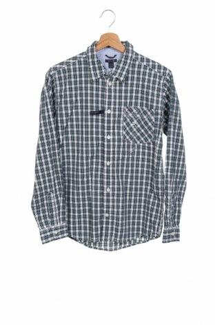 Παιδικό πουκάμισο Tommy Hilfiger, Μέγεθος 15-18y/ 170-176 εκ., Χρώμα Πολύχρωμο, Βαμβάκι, Τιμή 28,39€