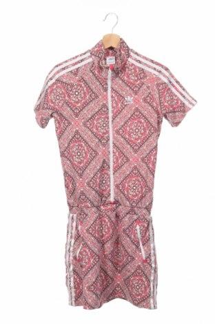 Dětské šaty  Adidas, Rozměr 14-15y/ 168-170 cm, Barva Vícebarevné, 70% bavlna, 30% polyester, Cena  703,00Kč