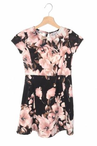 Dětské šaty  Dex, Rozměr 7-8y/ 128-134 cm, Barva Vícebarevné, 95% polyester, 5% elastan, Cena  657,00Kč
