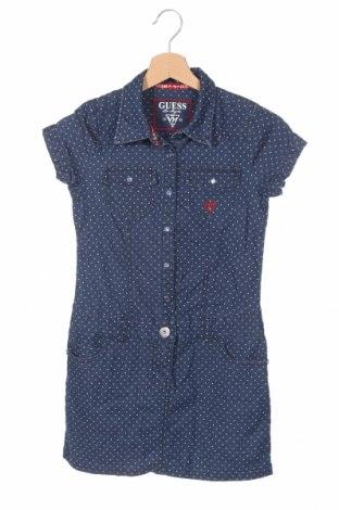 Rochie de copii Guess, Mărime 14-15y/ 168-170 cm, Culoare Albastru, Preț 113,80 Lei