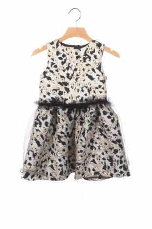 Детска рокля River Island, Размер 18-24m/ 86-98 см, Цвят Многоцветен, Полиестер, Цена 14,00лв.