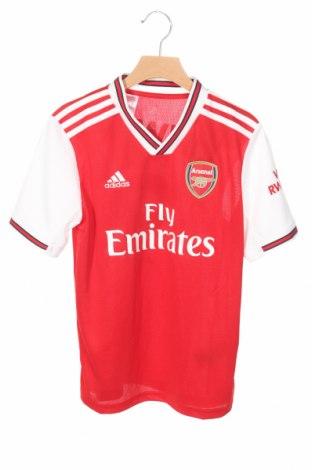 Detské tričko Adidas, Veľkosť 10-11y/ 146-152 cm, Farba Červená, Polyester, Cena  15,91€